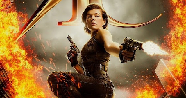 Primer tráiler de Resident Evil: The Final Chapter
