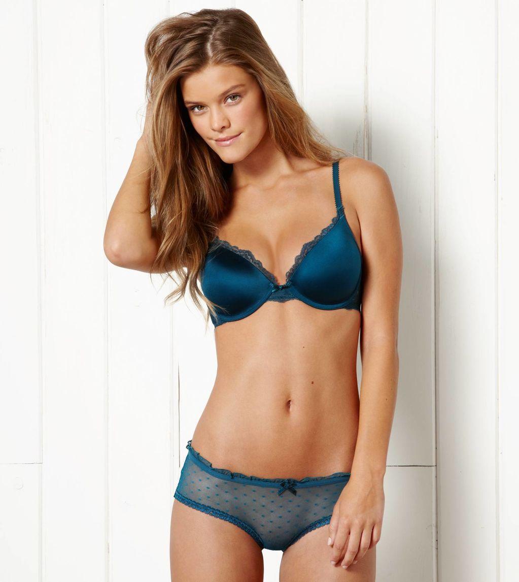 Nina agdal lingerie confirm