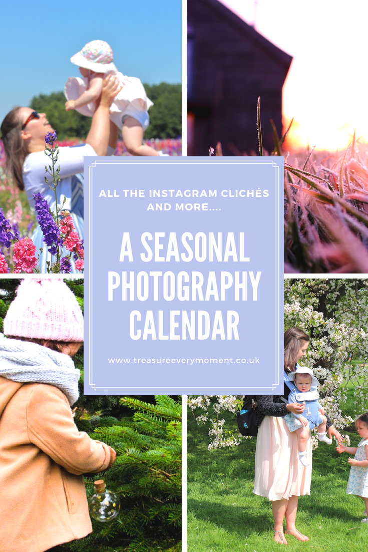 PHOTOGRAPHY: A Seasonal Outdoor Calendar
