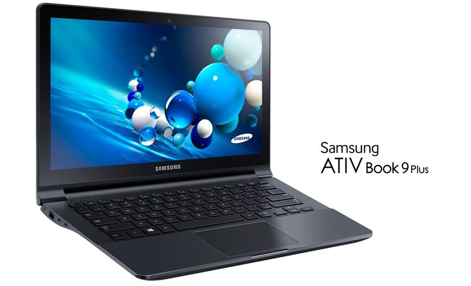Samsung ATIV Book 9 Plus