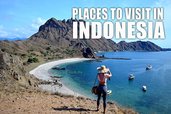 Indonesia Places to Visit