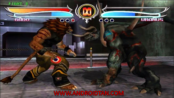 Bloody Roar 4 ISO PCSX2