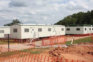 modular office trailers