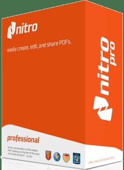 nitro pdf pro 9