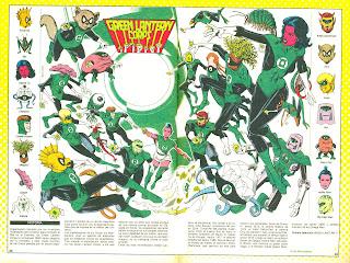 Cuerpo de Linternas Verdes