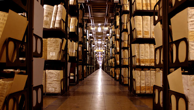 9 'Forbidden' Areas Of The World You've Probably Never Heard Of - Vatican Secret Archives