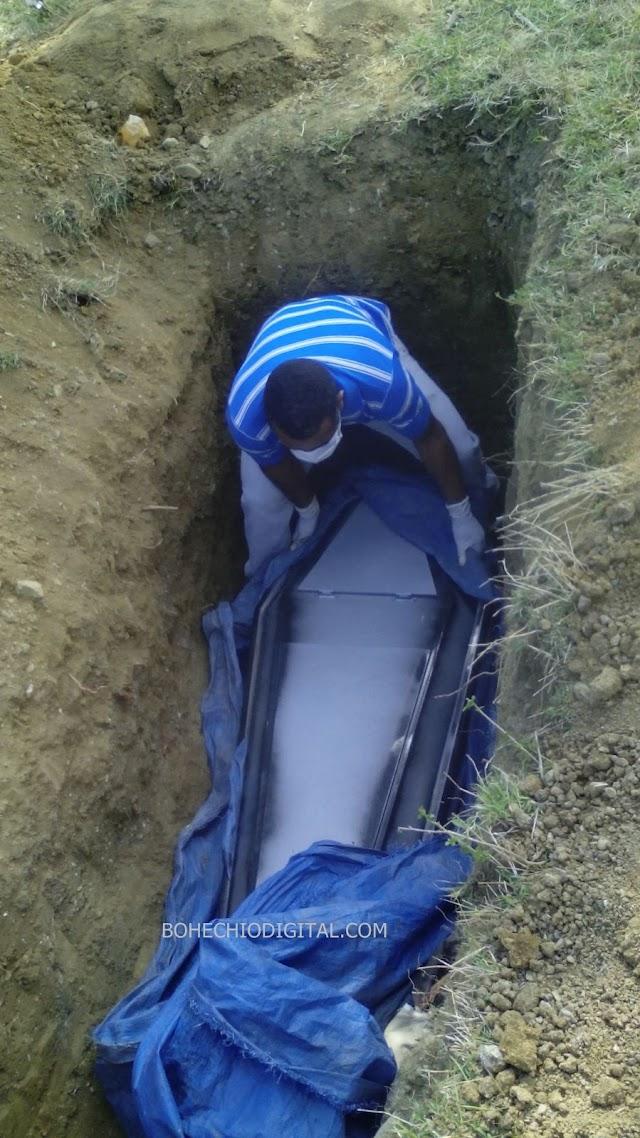 Sepultan cadáver hombre encontrado estado descomposición El Jengibre-Arroyo Cano