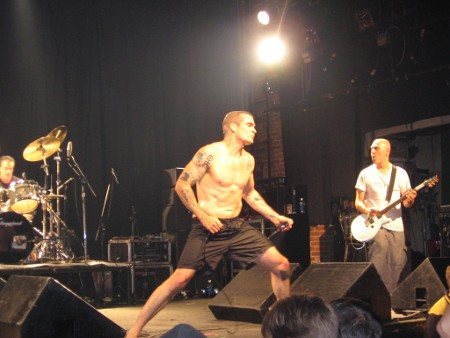 Heavy Soundboard Bootlegs: Rollins Band - Live @ Woodstock
