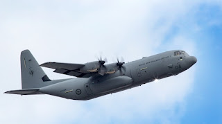 C-130H Hercules Selandia Baru