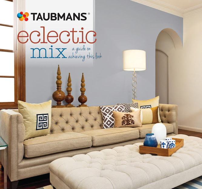 Taubmans Look Book 2012 Eclectic Mix