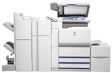 Drivers: Sharp MX-M700 Printer PPD