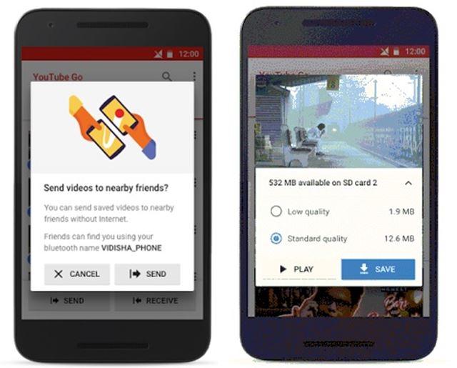 Novo aplicativo YouTube GO permite assistir e compartilhar vídeos offline