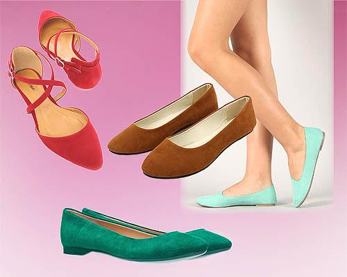 tips memilih sepatu flat. Sepatu wanita hak ... d4aeaf87d3