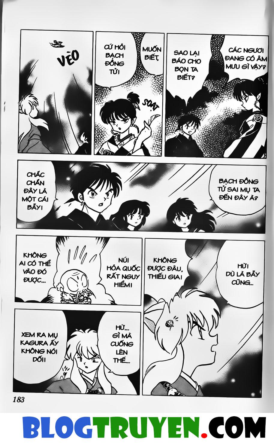 Inuyasha vol 30.10 trang 16