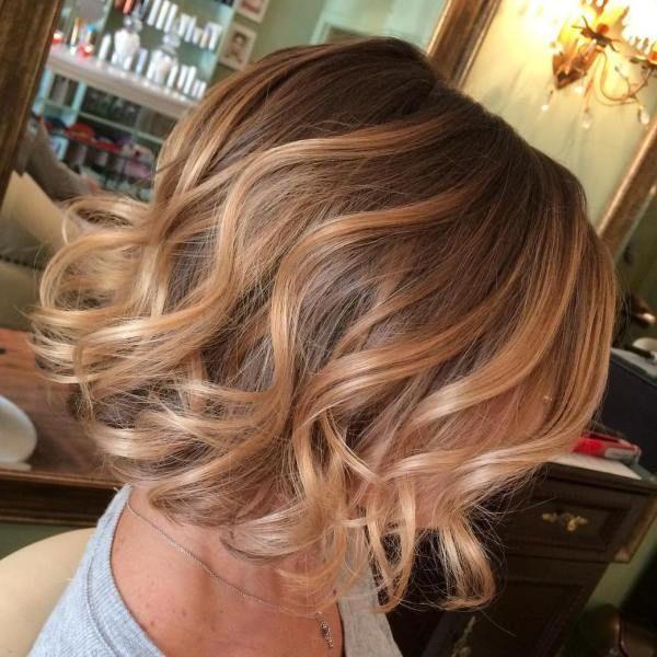 balayage hair vs ombre