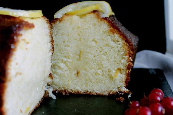 Receta del día: lemon cake o bizcocho de limón