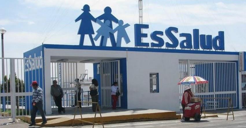 EsSalud atenderá a pacientes hasta las 8 de la noche incluido los domingos desde el 1 de Mayo - www.essalud.gob.pe