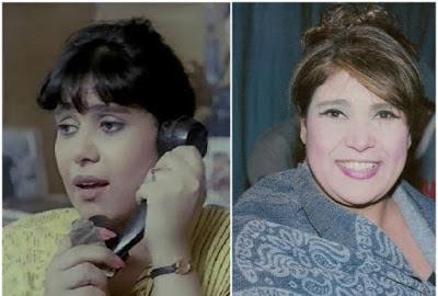 هل تذكرون الفنانة عايدة فهمي؟ تغير شكلها بالكامل بعد خسارة وزن هائلة!