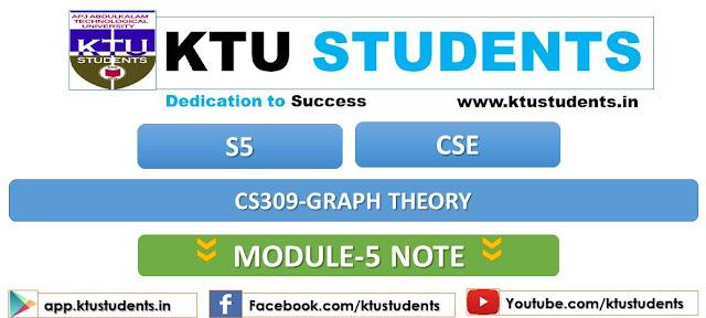 ktu s5 cse cs309 module 5