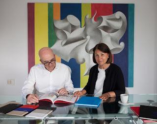 Entrevista a Juan y Mariví, gerentes de La Imprenta Comunicación Gráfica.