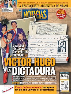 Relato Oculto, Víctor Hugo Morales, dictadura
