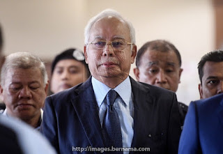 Sebutan semula kes SCR Najib 3 April