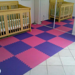 Greatmats soundproof nursery room floor foam floor