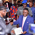 Governor Ayade, 25 Legislators Receive Certificate of Return