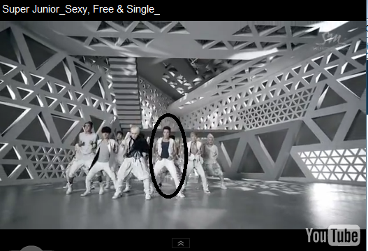Gak Sadar Utingnya Keliatan: INTO YOUR WORLD: Fakta MV SEXY, FREE AND SINGLE Super Junior