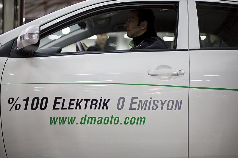 0 Emisyon, % 100 elektrikli