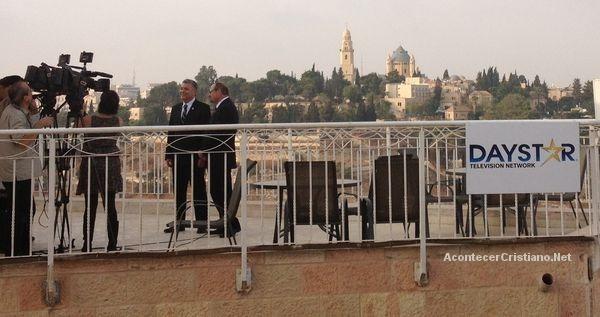 Canales de televisión cristiana en Jerusalén