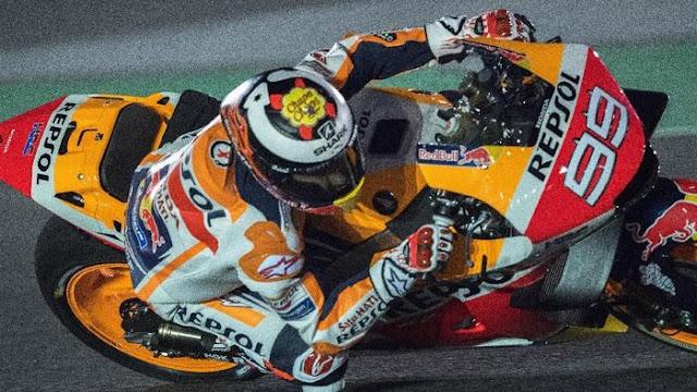 Honda Pasrah kalau Lorenzo Belum Kompetitif di Paruh Pertama Musim