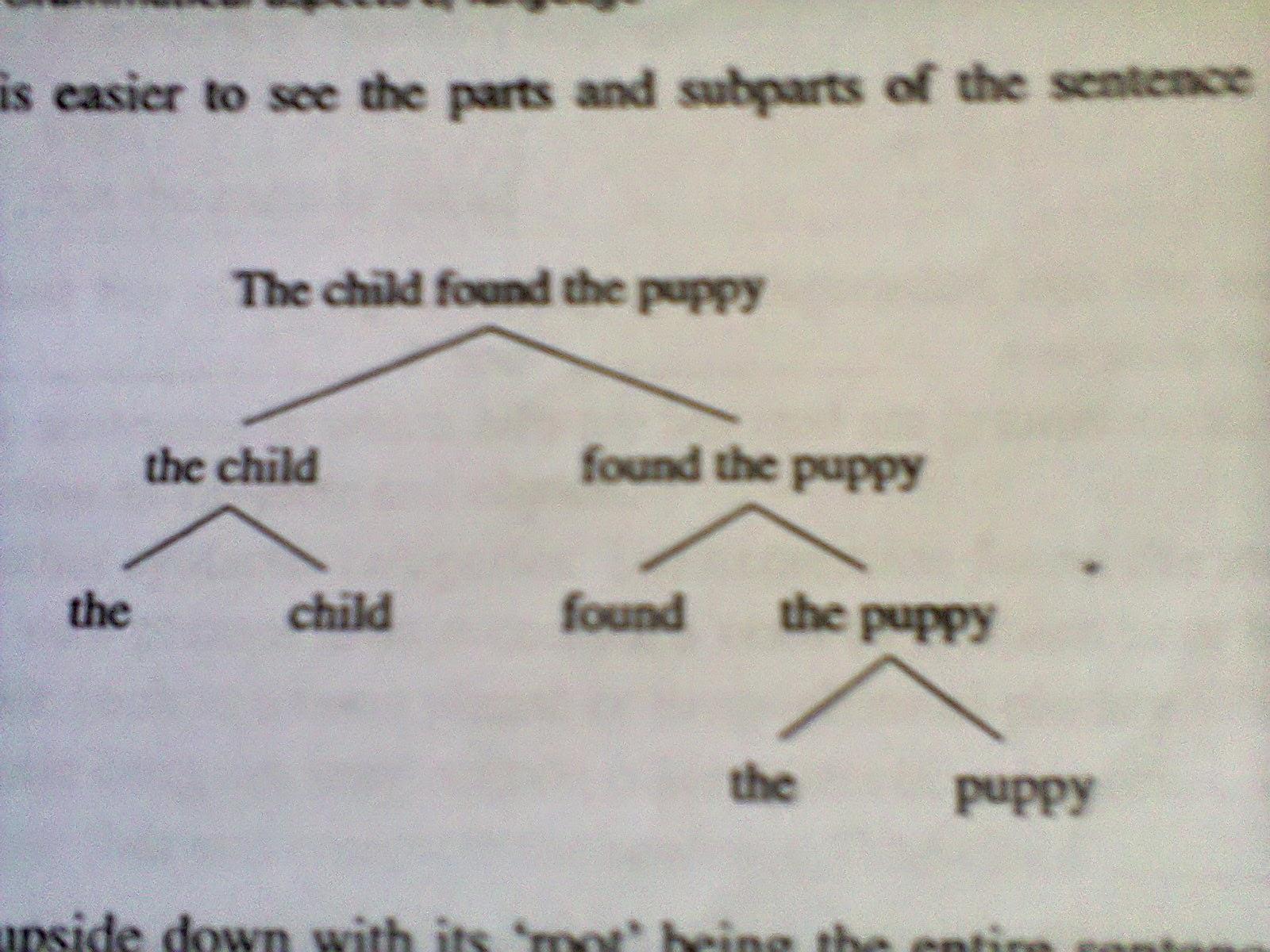 Diagramming Sentences Rules 2005 Jeep Wrangler Fuse Box Diagram Sentence Structure