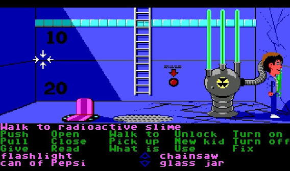 Maniac Mansion ScreenShot 03