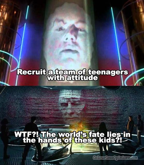 power rangers zordon meme