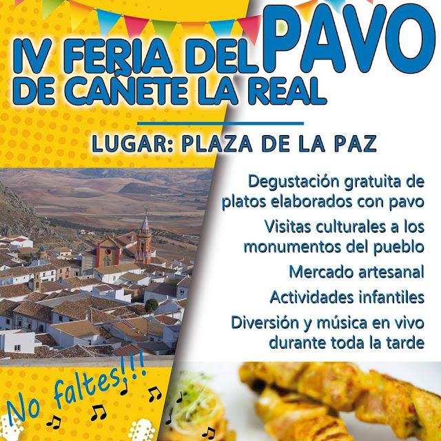 IV Feria del Pavo de Cañete la Real