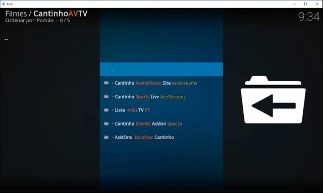 CantinhoAVTV