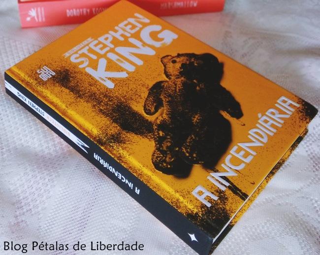 Resenha, livro, A-incendiária, Stephen-King, Suma, opiniao, resumo, capa, ebook, trecho, foto, suspense