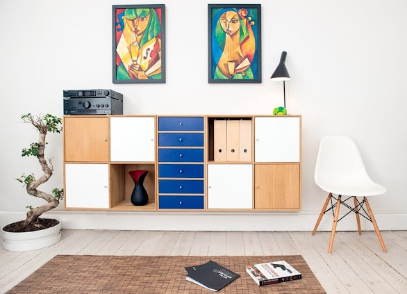 Architecture, Cabinets, Carpet