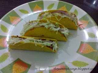 Homemade Baked Tacos Shells Recipe
