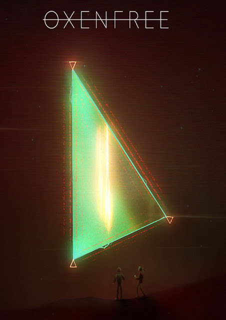 Oxenfree Download Cover Free Game