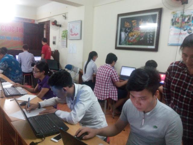 Lớp học Photoshop, illustrator, corel, indesign tại Thạch Thất