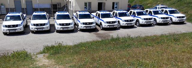 Ενίσχυση των Διευθύνσεων Αστυνομίας Καστοριάς και Φλώρινας με σημαντικό αριθμό αυτοκινήτων