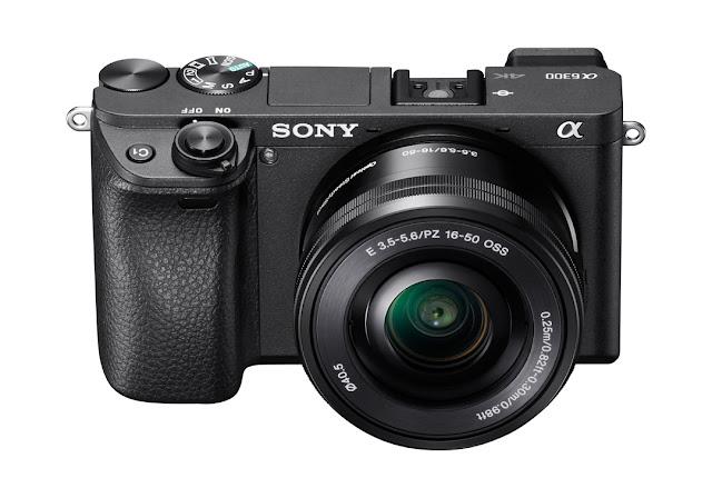 Fotografia della Sony A6300