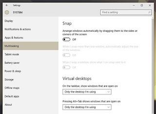 Cara Mengaktifkan dan Mematikan Fitur Aero Snap di Windows 10