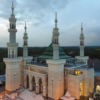 masjid suciati saliman jogja