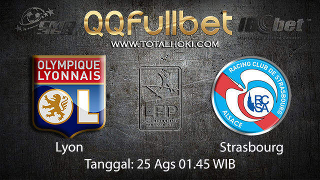 Prediksi Bola Jitu Lyon vs Strasbourg ( French Ligue 1 )