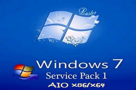 Windows 7 All In One 2019