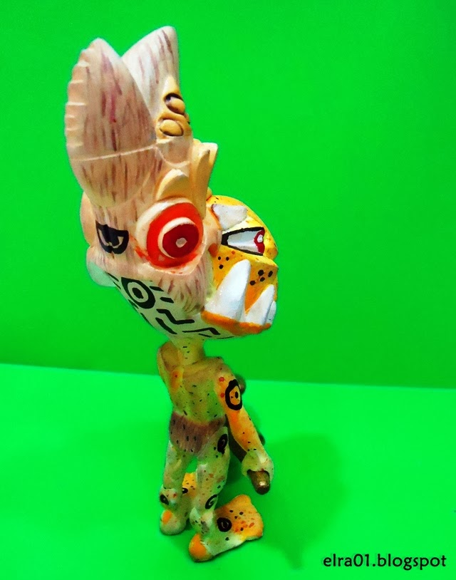 Art Toy mexicano de peek toys