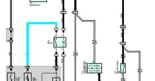 2002 toyota celica electrical wiring diagram  wiring